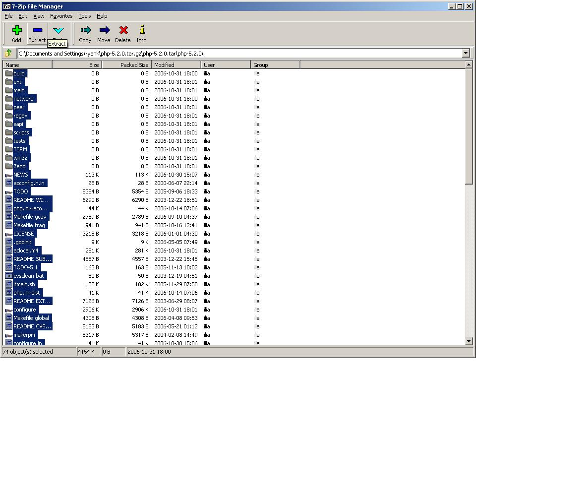 Download extract zip file from command line free for Window zip file